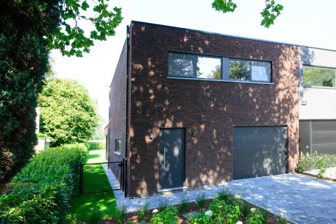 Geothermie huis Aalst