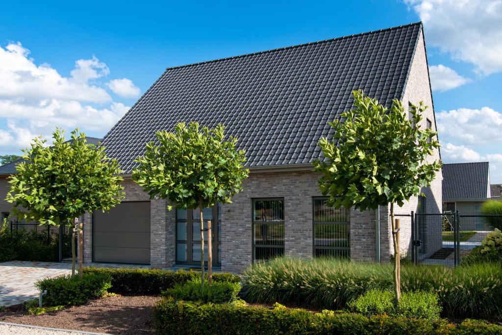Geothermie huis Elst