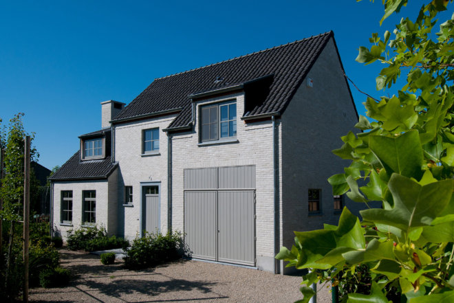 Geothermie huis Lochristi