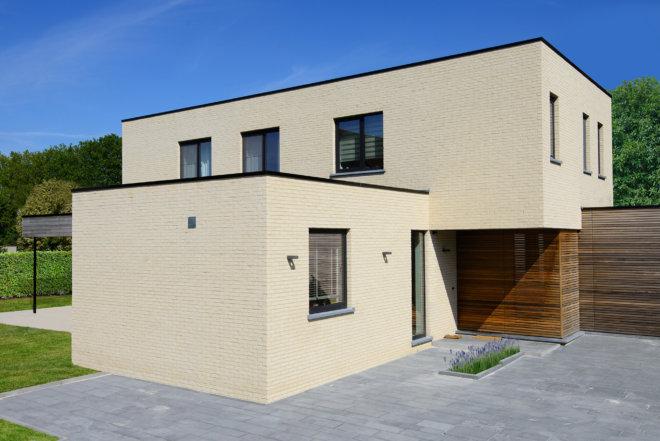 Geothermie huis Mechelen
